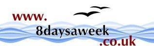 8daysaweek Logo